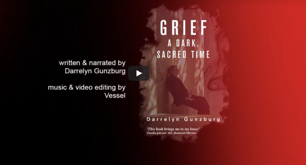 Grief book cover