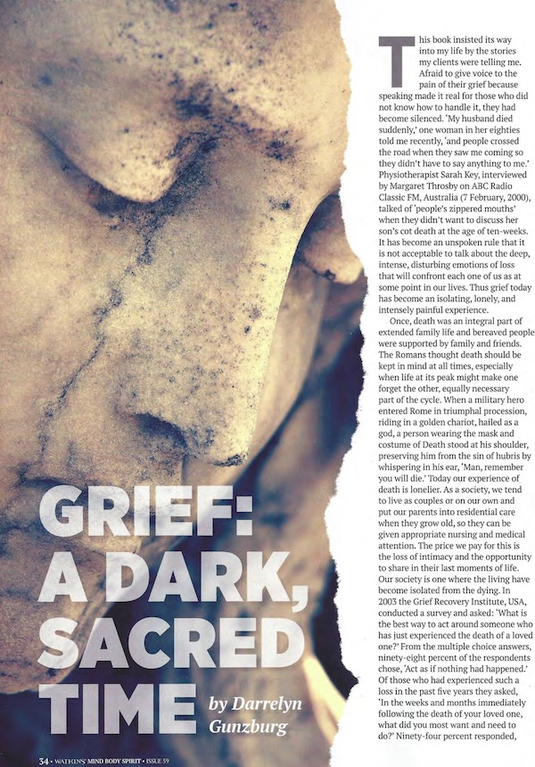 Grief article
